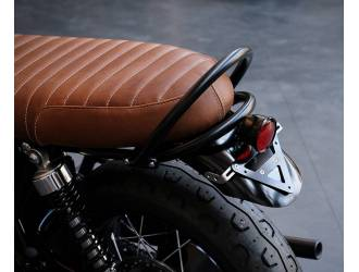 Short rear mudguard for Triumph (2016 - …)