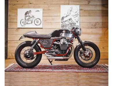 Moto Guzzi V7 Racer Ltd