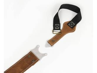 Gas tank leather belt for...