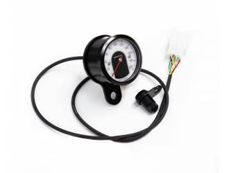 Mini speedometer for...