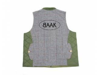 """Gilet BAAK-to-BAAK """"Army"""" Logo"""